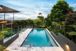 glass pool fencing Brisbane specialists