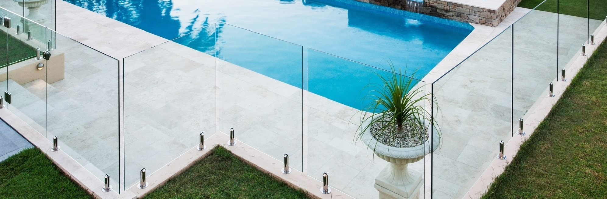 Glass Pool Fencing Brisbane Qld